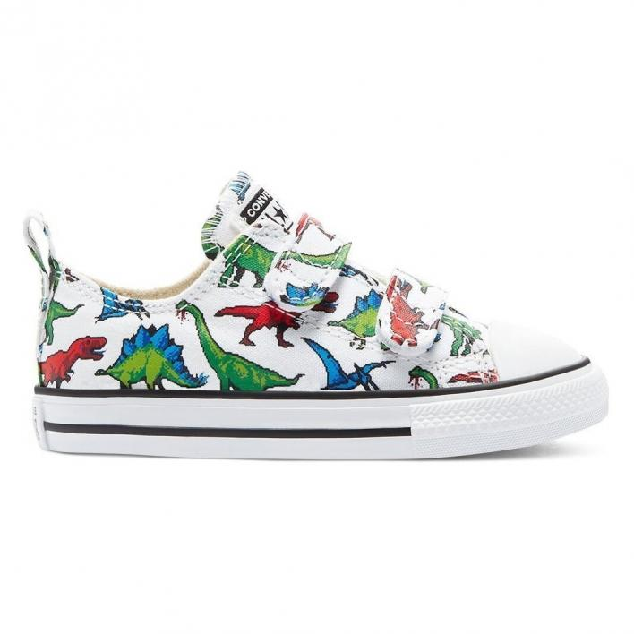 CONVERSE CHUCK TAYLOR ALL STAR 2V DIGITAL DINO