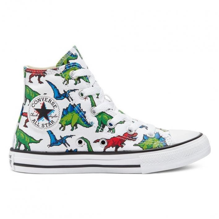 CONVERSE CHUCK TAYLOR ALL STAR DIGITAL DINO HI