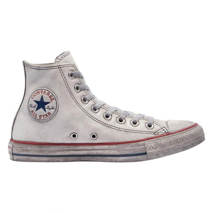 CONVERSE CHUCK TAYLOR ALL STAR VINTAGE LEATHER HI