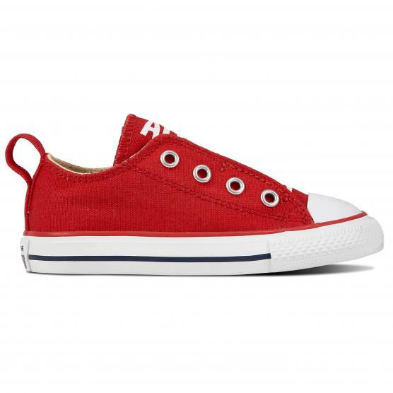 CONVERSE SLIP ON RED - (INF)