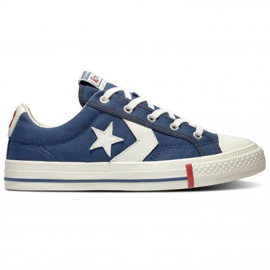 CONVERSE STAR PLAYER OX NAVY/EGRET/SLATE BLUE