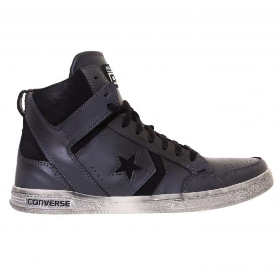 CONVERSE WEAPON HI LEATHER/SUEDE