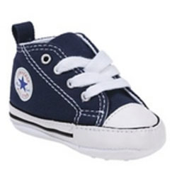CONVERSE First Star Navy Bambino