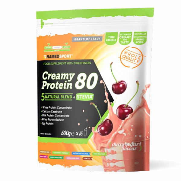 NAMED SPORT Creamy protein Cherry Yogurt