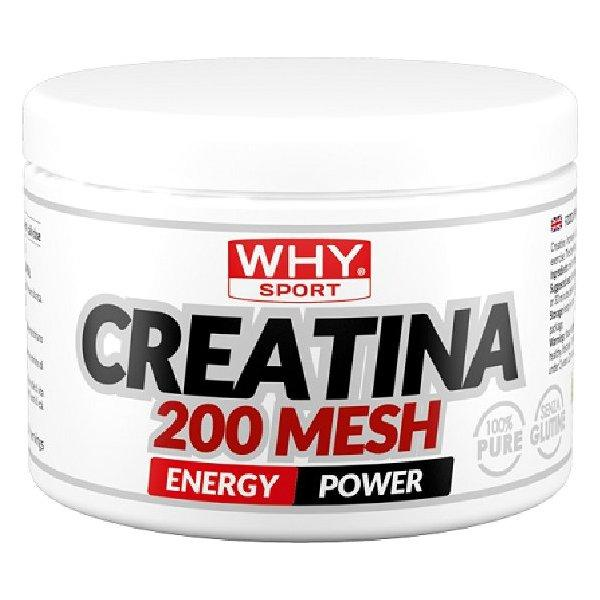 WHYSPORT CREATINE 200 MESH