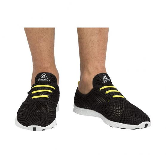 CRESSI AQUA SHOES BLACK/YELLOW