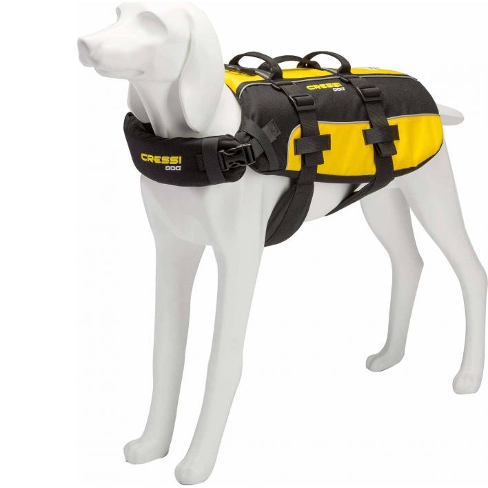 CRESSI DOG LIFE JACKET 18/27 KG
