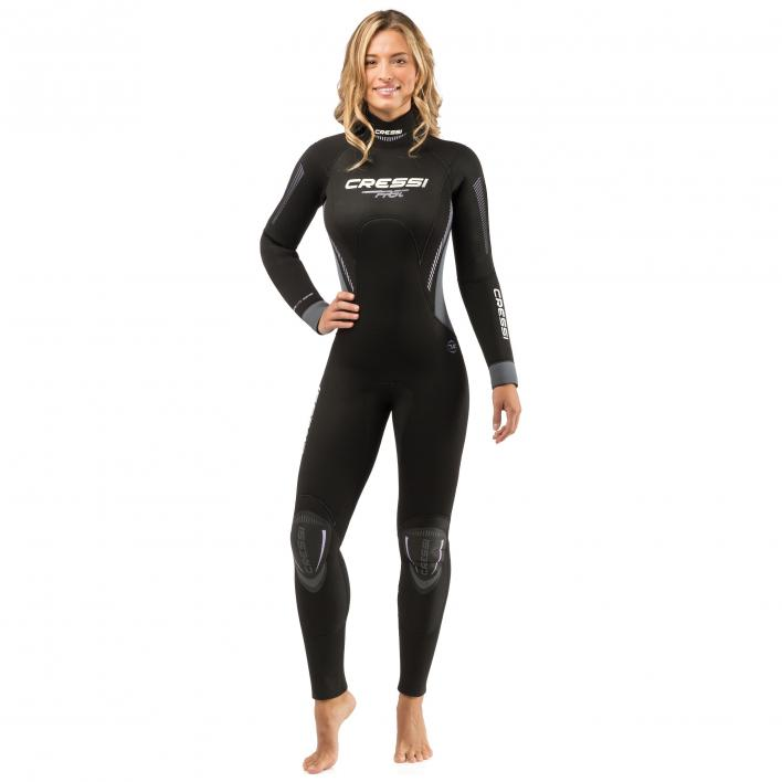 CRESSI FAST ALL IN ONE LADY 7 MM