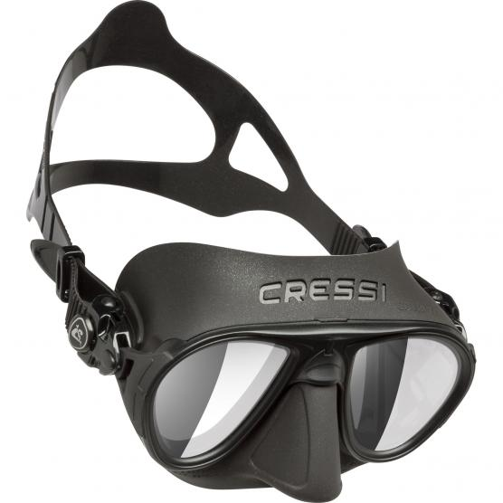 CRESSI MASCHERA CALIBRO HD MIRRORED LENS