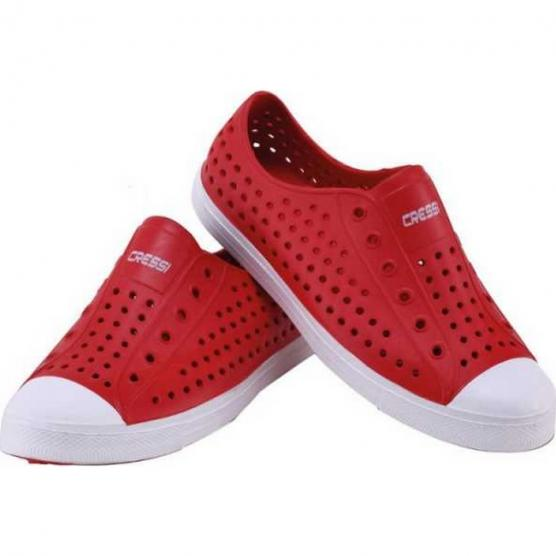 CRESSI PULPY SHOES RED/WHITE
