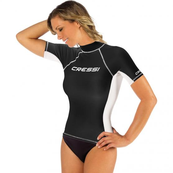 CRESSI RASH GUARD MANICA CORTA LADY