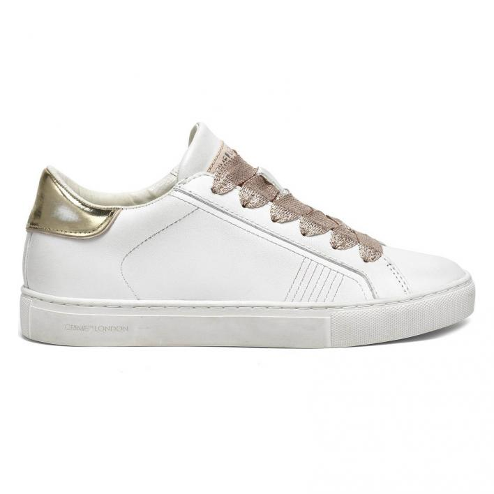CRIME LONDON LOW TOP ESSENTIAL W