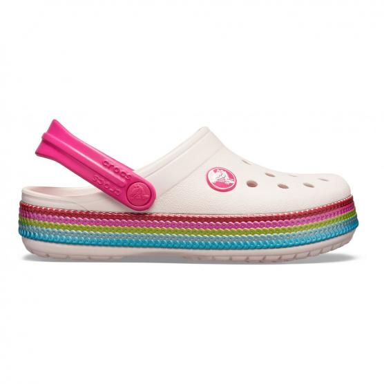 CROCS CROCBAND SEQUIN BAND CLOG K