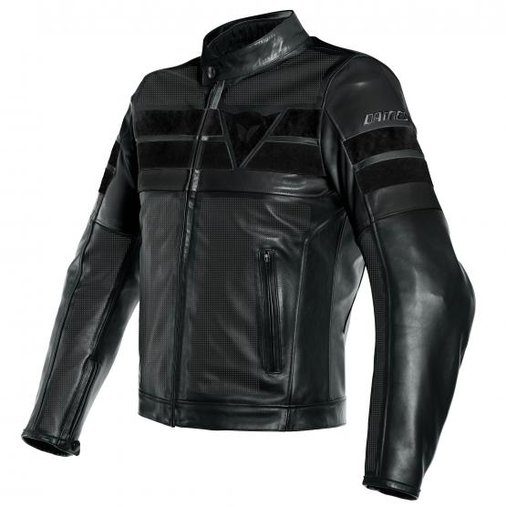 DAINESE 8-Track Perf. Leather Jacket