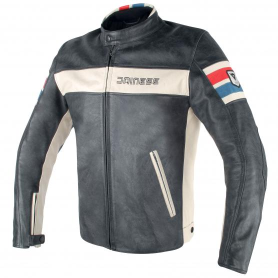DAINESE HF D1 LEATHER JACKET