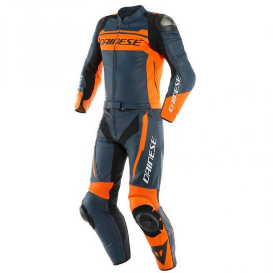 DAINESE Mistel 2pcs Leather Suit