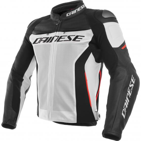 DAINESE Racing 3 Perf. Leather Jacket