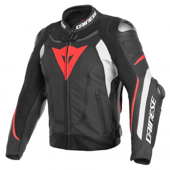 DAINESE Super Speed 3 Perf. Leather Jacket
