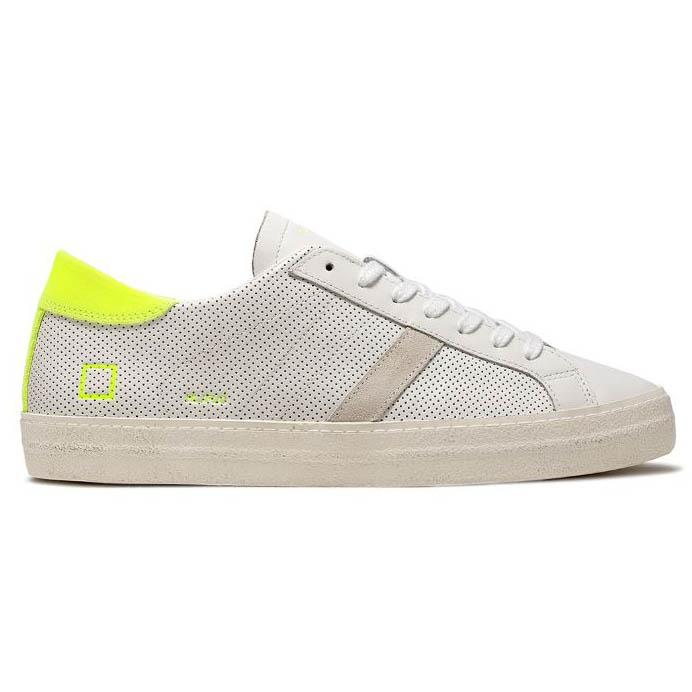 D.A.T.E. HILL LOW FLUO PERF. WHITE-YELLOW