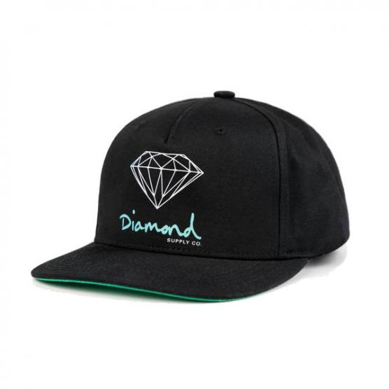 DIAMOND OG SIGN SNAPBACK