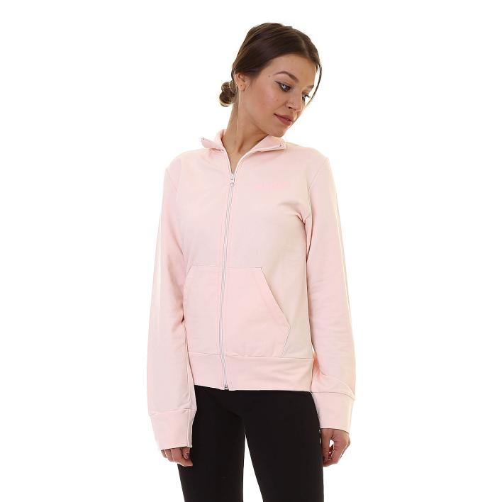DIMENSIONE DANZA FULL ZIP DONNA IN FELPINA STRETCH