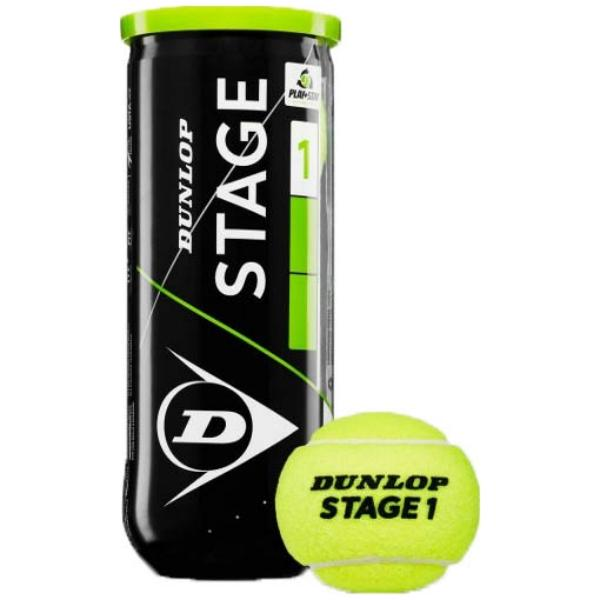 DUNLOP TB STAGE 1 GREEN 3PET