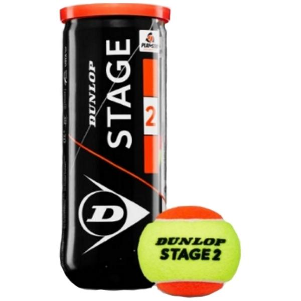 DUNLOP TB STAGE 1 ORANGE 3PET