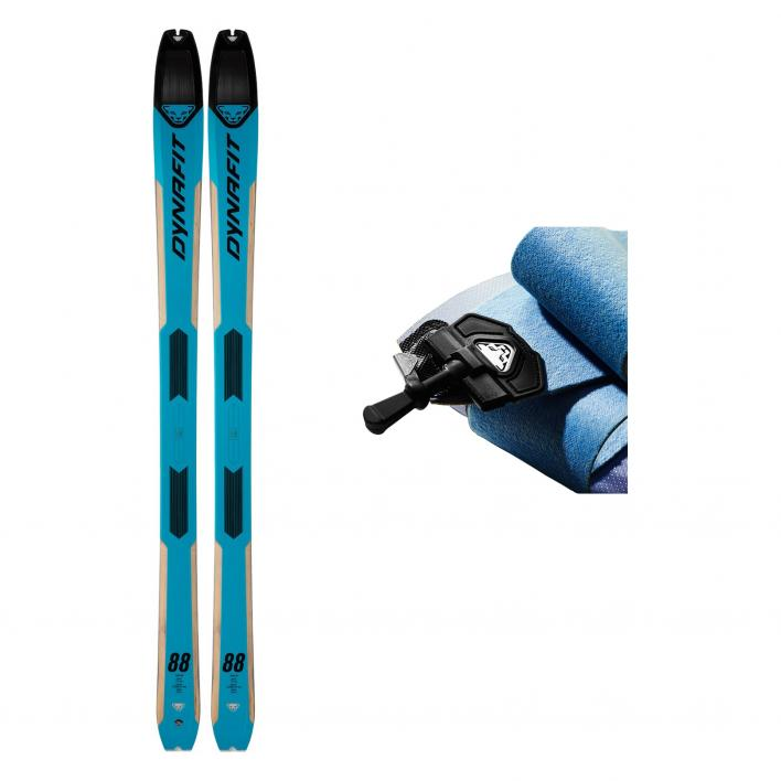 DYNAFIT TOUR SKI 88 + PELLI SPEED TOUR 88