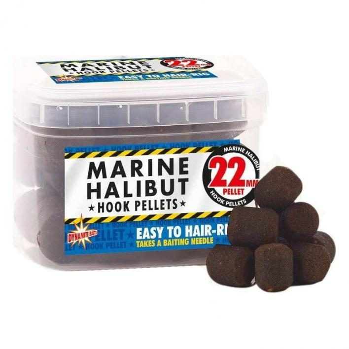 DYNAMITE BAITS MARINE HALIBUT HOOK PELLET 22MM