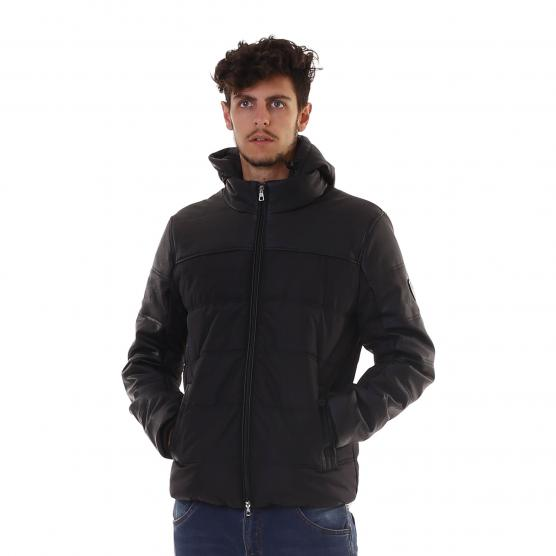 EA7 MOUNTAIN M HOODED JKT 1200