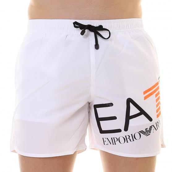 EA7 SEA WORLD BW 7 LINES M BOXER