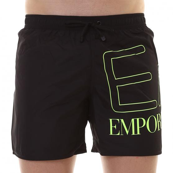 EA7 SEA WORLD BW BIG LOGO M BOXER