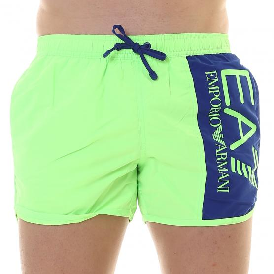 EA7 SEA WORLD BW VISIBILITY M SHORTS