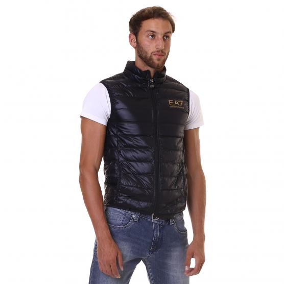 EA7 TRAIN CORE ID M LT DOWN VEST