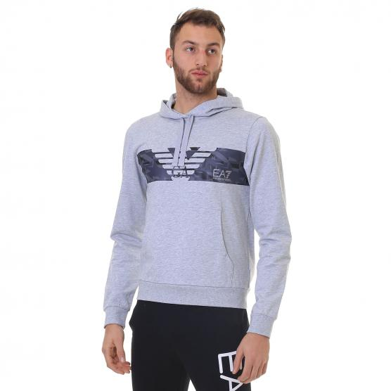 EA7 TRAIN GRAPHIC HOODIE FZ 3904