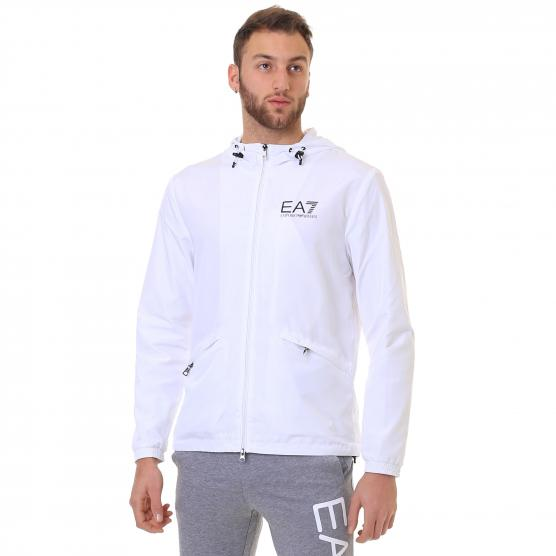 EA7 TRAIN GRAPHIC JACKET SEVEN 1100
