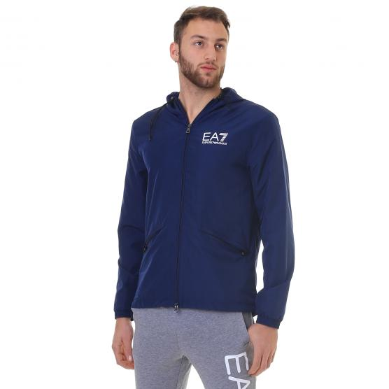 EA7 TRAIN GRAPHIC JACKET SEVEN 1554