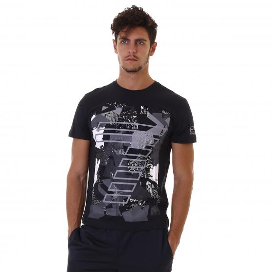 EA7 TRAIN GRAPHIC SERIES TEE 1578