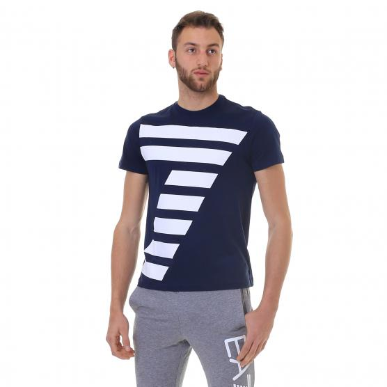 EA7 TRAIN GRAPHIC TEE 1554