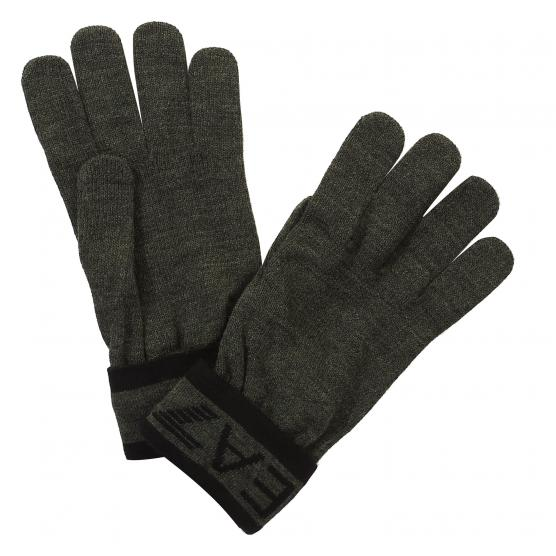 EA7 TRAIN VISIBILITY M GLOVES