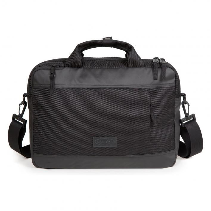 EASTPAK ACTON CONNECT BLACK