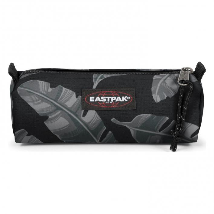 EASTPAK BENCHMARK SINGLE BRIZE LEAVES BLACK
