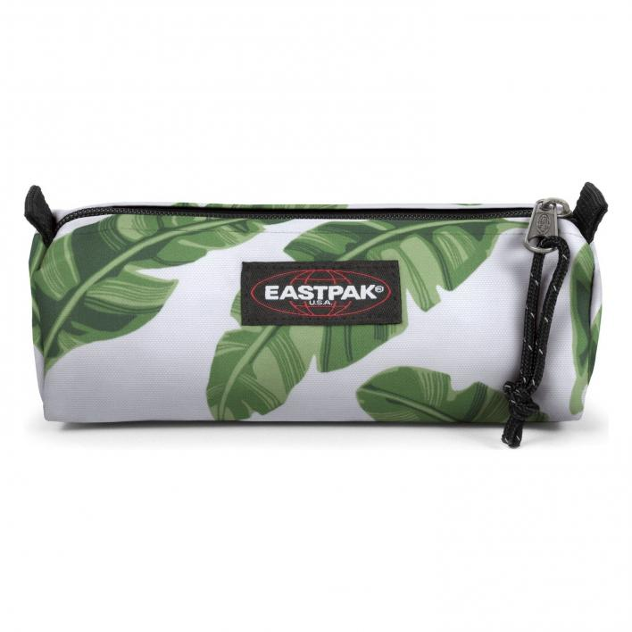 EASTPAK BENCHMARK SINGLE BRIZE LEAVES NATURAL