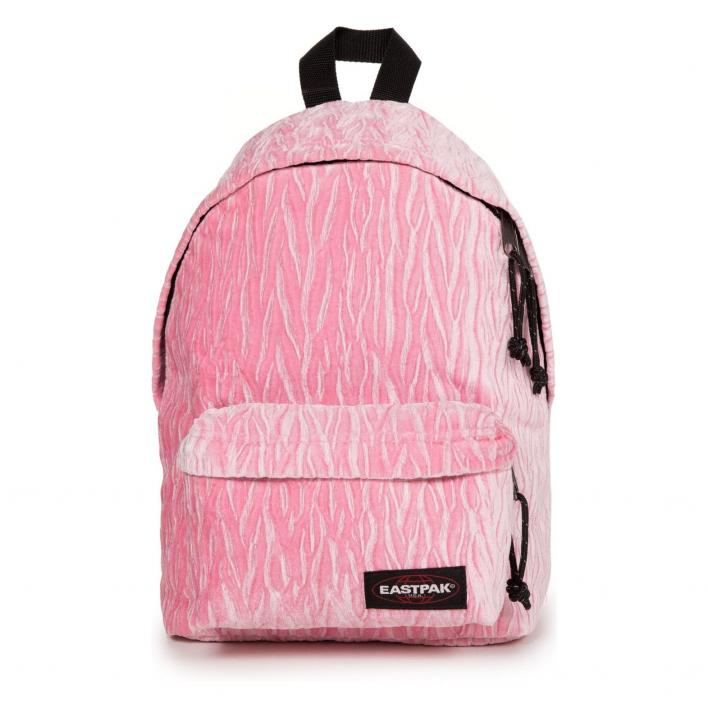 EASTPAK ORBIT VELVET PINK