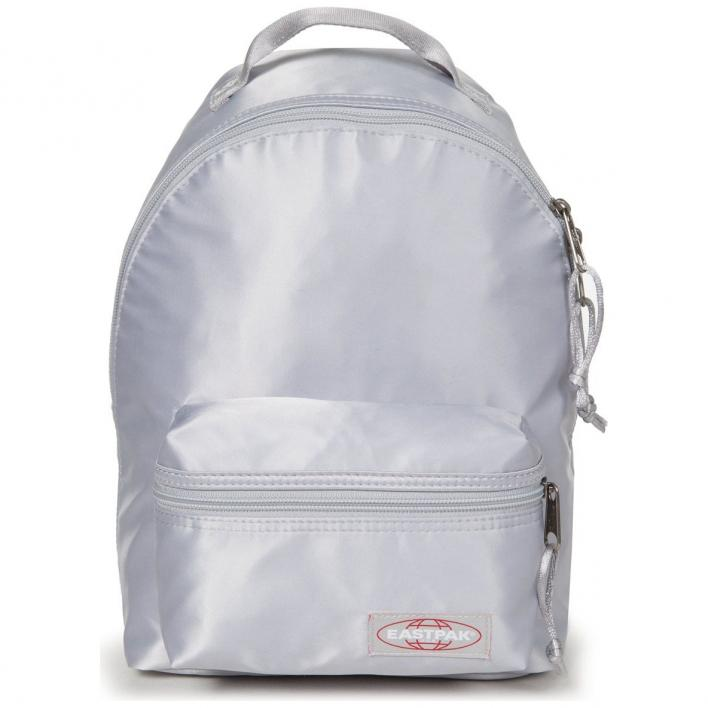 EASTPAK ORBIT W SATIN SILVER NAMZ