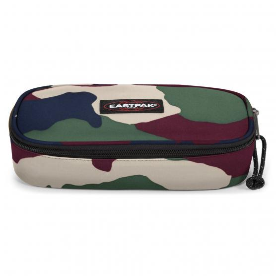 EASTPAK OVAL REP CAMO GREEN