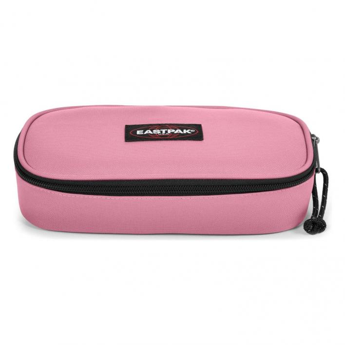 EASTPAK OVAL SINGLE CRYSTAL PINK