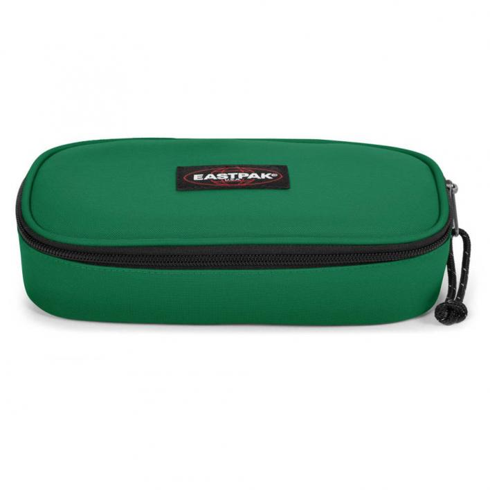 EASTPAK OVAL SINGLE TORTOISE GREEN NAMZ