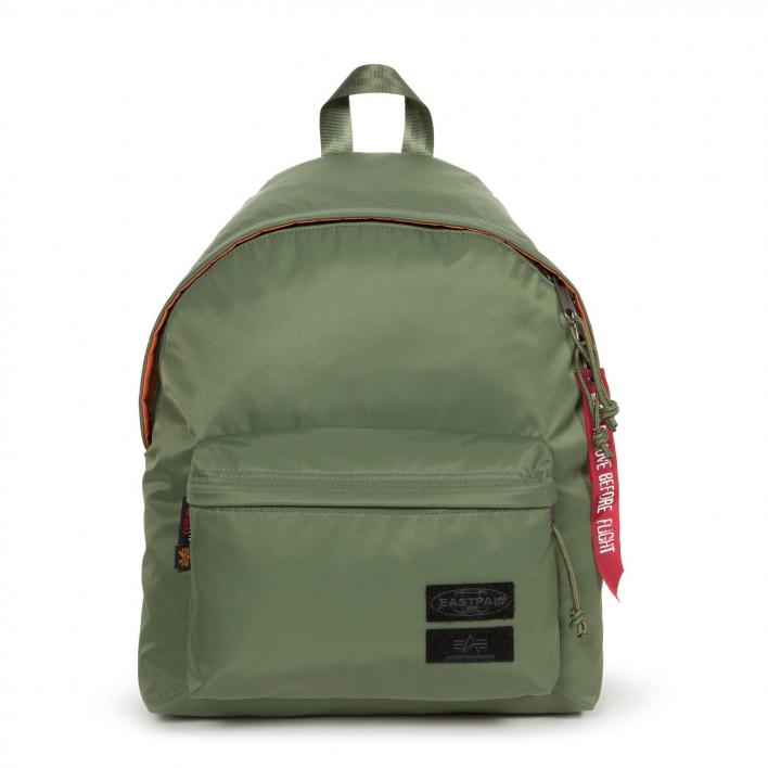 EASTPAK PADDED PAK'R ALPHA DARK GREEN