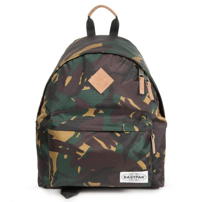 EASTPAK PADDED PAK'R INTO NYLON CAMO NAMZ